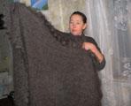 Купить платок пуховый Аксинья